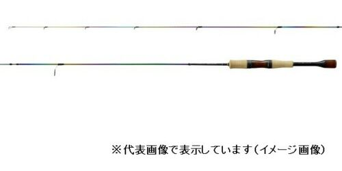 From Japan Shimano Cardiff Area Limited S62SUL Spinning 2 pieces