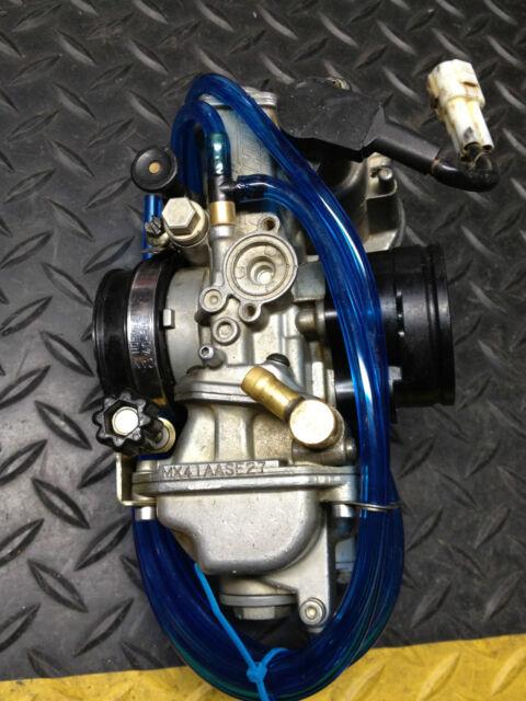 Blue Keihin Fcr-Mx Fcr Carburador Ventilación Lines / KTM Husaberg Yamaha Honda