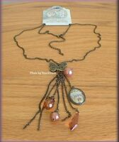 Wish Dangle Necklace By Kelly Rae Roberts Fashion Jewelry Free U.s.shipping