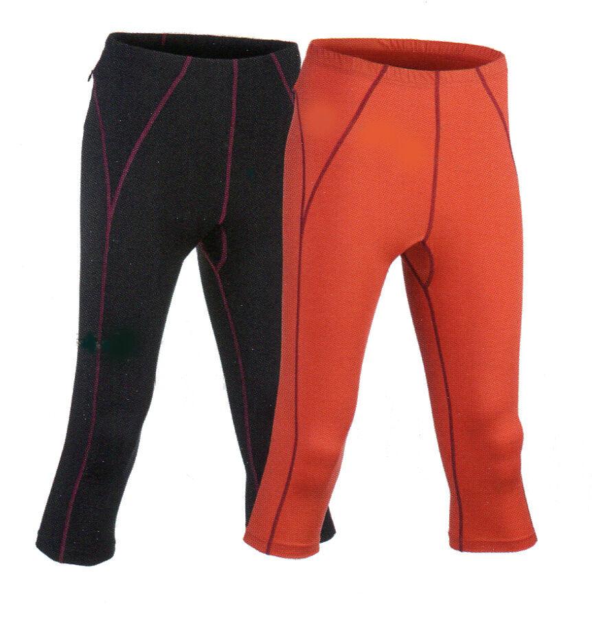Engel Sports - 3 4 Leggings - Ladies - Wool and Silk - Made in Germany