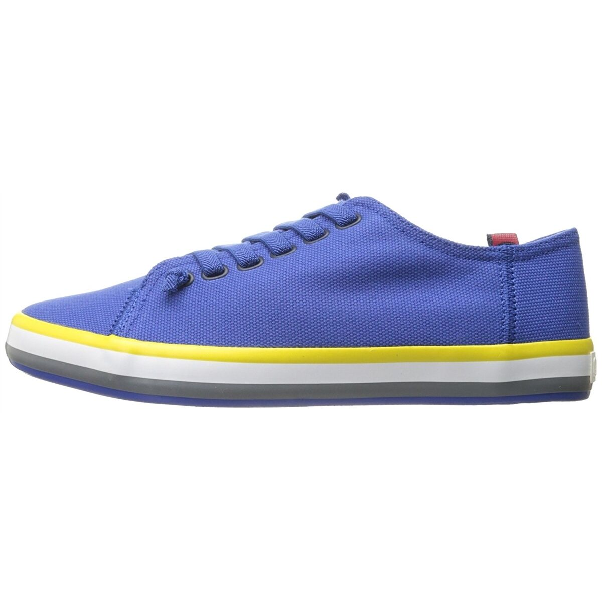 Scarpe casual da uomo  Camper Camper Shoes uomos Camper  Andratx Blue Canvas Sneakers Trainer Shoes NEW f47e4c
