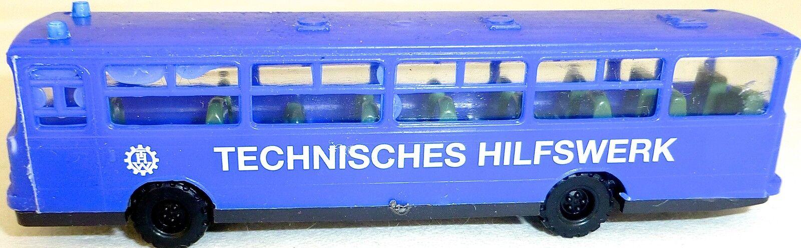 THW TECHNISCHES HILFSWERK Ikarus Bus TT 1 120  HN 5               å