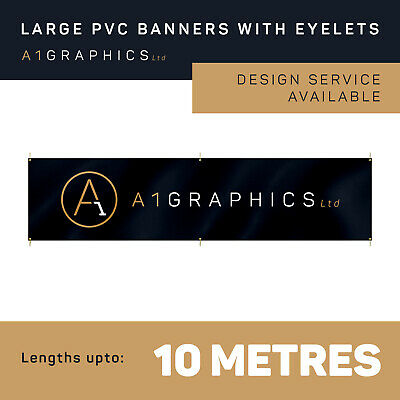 Printed Outdoor Vinyl Sign for Business Parties Birthday PVC Banner 4ft x 12ft