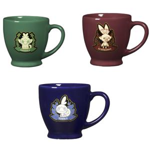 Pokemon Center Original Scorbunny Sobble Grookey Galar First Partner 12 oz Mug