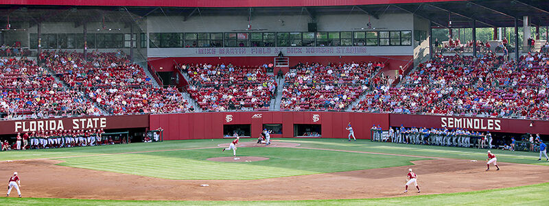 South Florida Bulls at Florida State Seminoles Baseball