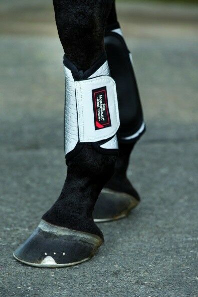 Rambo Night Rider Brushing Boots