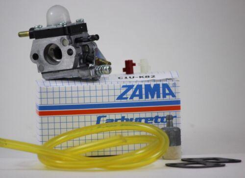 TC-21oi Tiller Cultivator COMBO! C1U-K82 Genuine Zama Carburetor EchoTC-210
