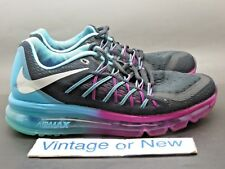 new concept 67386 f435d item 5 Women s Nike Air Max 2015 Black White Clearwater Running Shoes 698903-004  sz 6.5 -Women s Nike Air Max 2015 Black White Clearwater Running Shoes ...