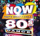 Now That's What I Call 80s Dance by Various Artists (CD, Oct-2013, 3 Discs, Universal)