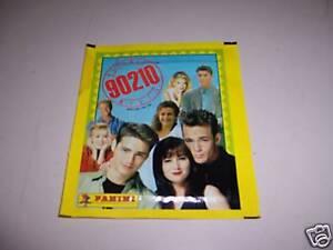 BEVERLY-HILLS-90210-PACCHETTO-FIGURINE-PANINI-NUOVO-PERFETTO-SIGILLATO