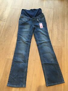 e05a63ac44c62 Bellybutton Over The Bump Maternity Jeans - Size 10 - Brand New With ...