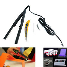 Manual Acrylic Channel Letters Bender A Type Right Angle Plastic Heater Bender
