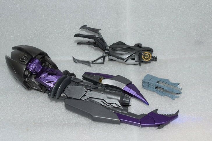 New PJ-01 Evil-Blood Blade Kit Purple For Transformers Leader Leader Leader Class Megatron 924353
