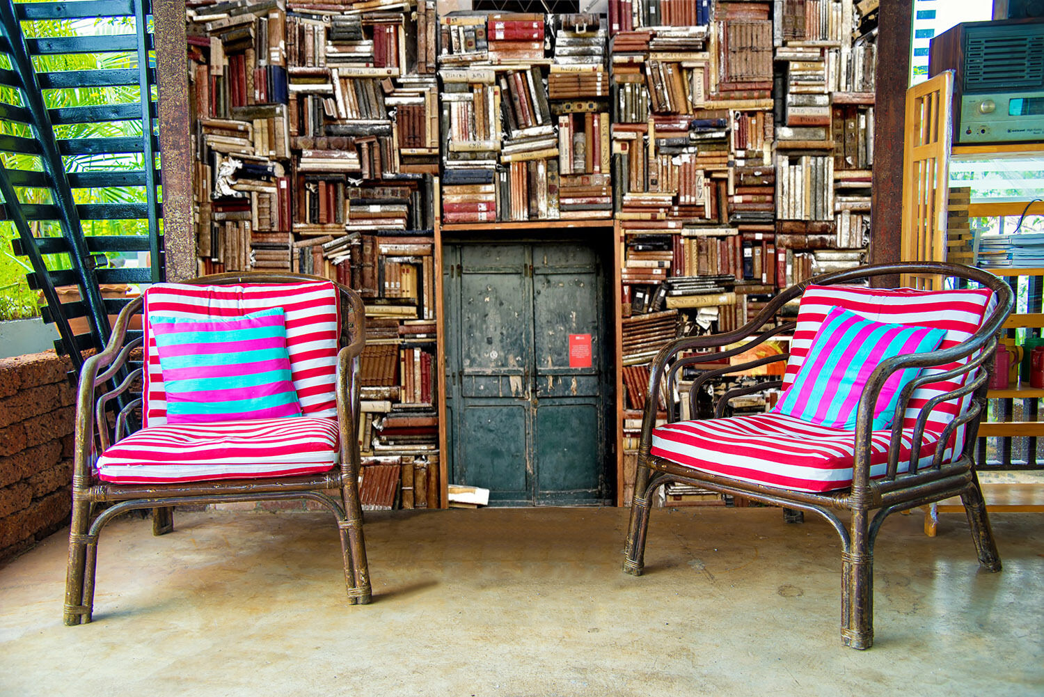 3D Many books 237 Wall Paper Print Wall Decal Deco Indoor Wall Murals