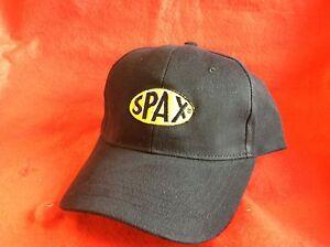 Gorra-de-oficial-de-suspension-de-rendimiento-SPAX-con-el-logotipo-de-Carrera-De-Rally-Bicicleta-De
