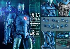 HOT TOYS IRON MAN MARK 3 III Stealth DIECAST MMS314 **BRAND NEW ** SOLD OUT !!