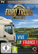 Euro Truck Simulator 2: Vive la France (Add-On) - PC Game - *NEU*