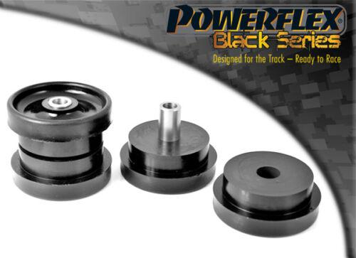 Powerflex Black Rear Wishbone Front Mount Bush PFR3-508BLK For Audi S3 Mk1 4wd