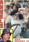 1984 Topps Juan Beniquez #53 Baseball Card