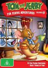 Tom And Jerry - Fur Flying Adventures : Vol 3 (DVD, 2013)