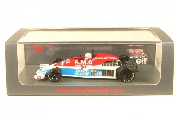 Martini mk23 No. 31 French  GP Formula 1 1978 (René Arnoux)  service attentionné