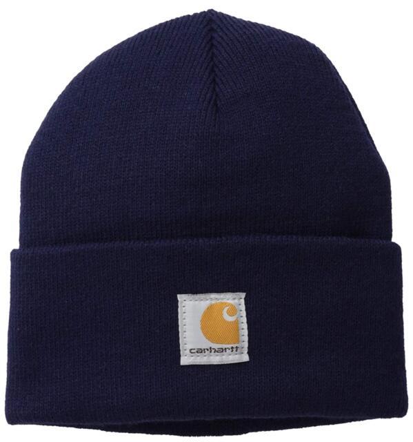 1725422da Carhartt Kids Baby Toddler Youth Acrylic Watch Hat Winter Beanie Knit Cap