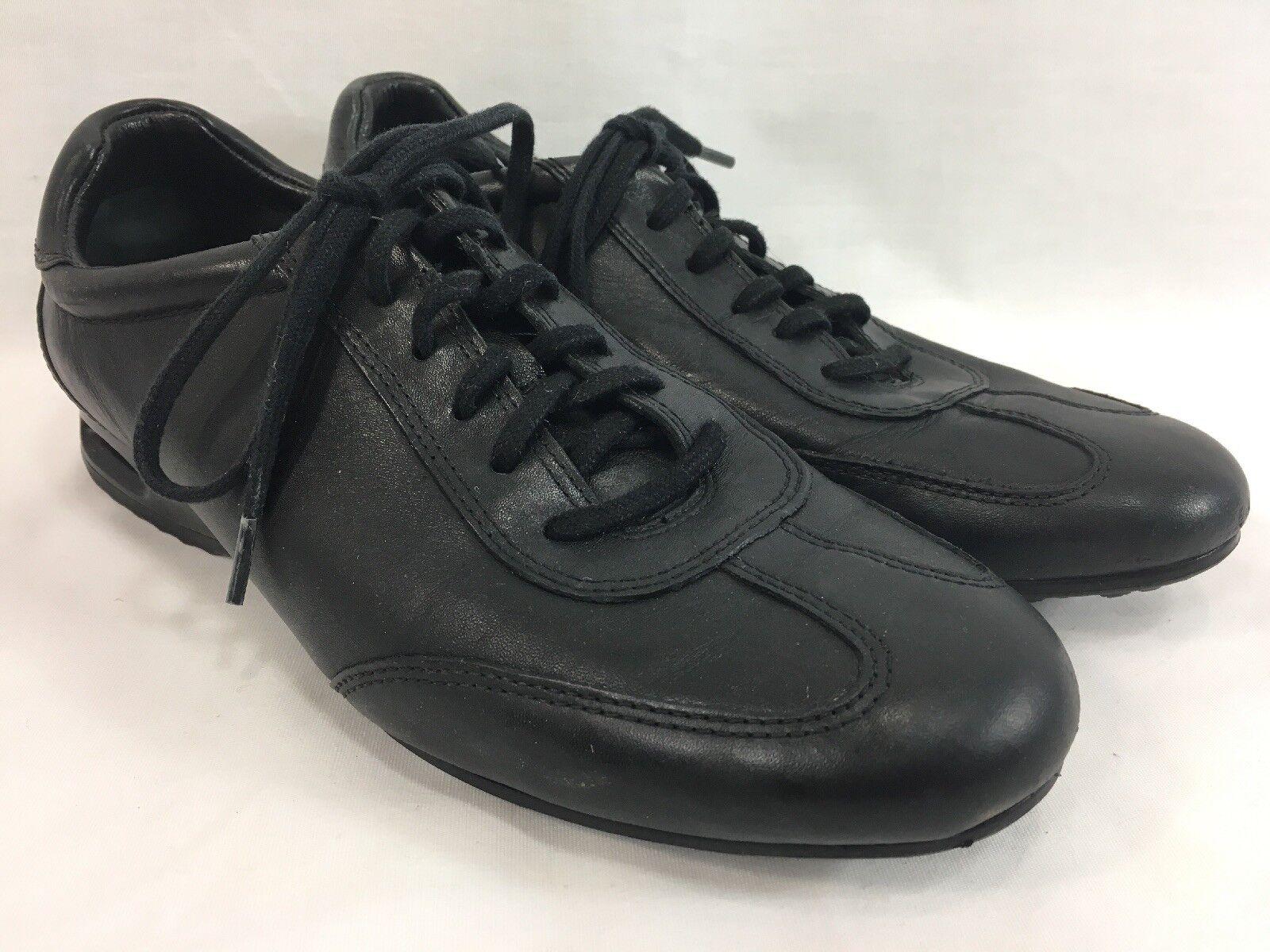 Zapatos de cuero Cole Haan Tenis Deportivas mujeres 8 negro negro negro encaje arriba  Disfruta de un 50% de descuento.