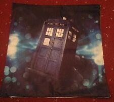 """Nukular Kissen Motiv /""""Tardis/"""" Police Box Blau für Fans von Doctor Who lustig"""