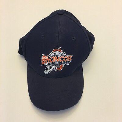d06948c4c NFL Boys Hat One Size Snapback Blue Denver Broncos Bunch Baseball Cap | eBay