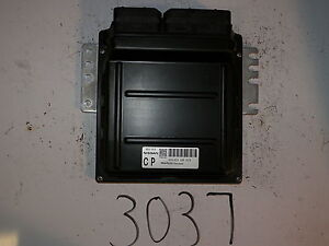 2004-04-NISSAN-MAXIMA-COMPUTER-BRAIN-ENGINE-CONTROL-ECU-ECM-MODULE-UNIT