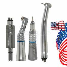 Nsk Style Dental High Slow Low Speed Handpiece Air Turbine 4hole Latch Push