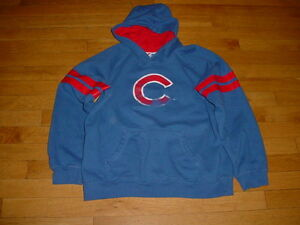 factory authentic 744a4 69ba0 Details about Majestic 1876 Chicago Cubs BOYS Vintage Inspired Hoodie  Hooded Sweatshirt L-16