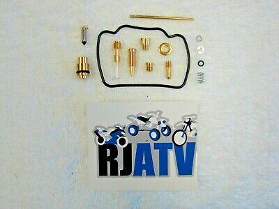 Carburetor Carb Repair Carby Rebuild Kit For ATV Polaris Sportsman 335 1999 2000
