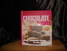 Chocolate Treats, 2005 - simple, sumptuous recipes for every Chocolate Lover....