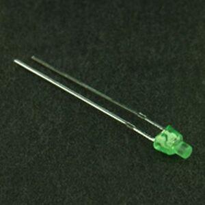 2mm-Flat-Top-LED-Green-5-Pack