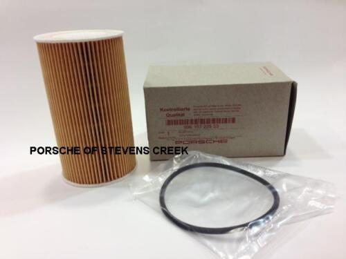 OEM Porsche Oil Filter Element 911 996 997 987 Boxster Cayman Cayenne V8 03-06