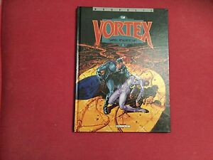Stan-et-Vince-Vortex-Campbell-n-1-edition-originale