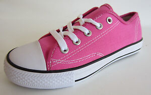 Harmonische Farben Ausdauernd Spot On X0r001 Kinder Leinen Turnschuhe Pink Uk13 To 5 r6b-bottom