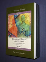 Teaching Co Great Courses Cds Theories Of Human Development