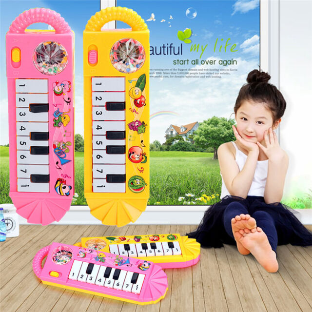 Baby Infant Toddler Kids Musical Piano Developmental Toy Early Educational New