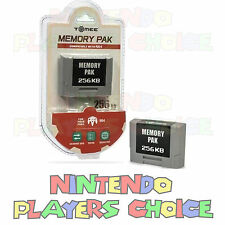 Tomee 256K Memory Card for N64 -M05708