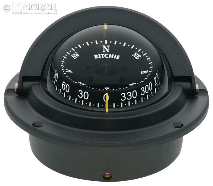 RITCHIE - - - Kompass VOYAGER F-83-WM schwarz 9bd14a