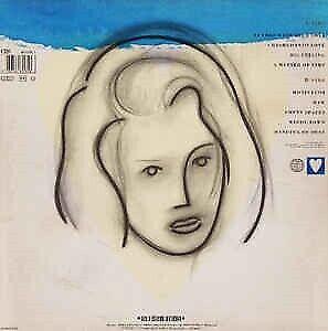 LP, Spandau Ballet, Heart Like A Sky