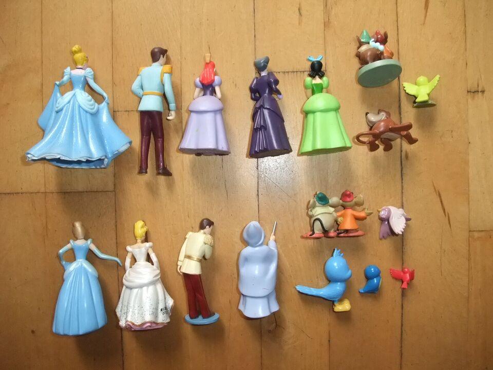 Disney, Askepot Figurer , Disney