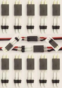Mini-connecteur Connecteurs Rm 2,54 Mm 2 Broches Connecteur Avec Prise C3601-afficher Le Titre D'origine