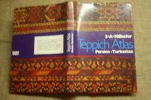 Teppich-Atlas-Sammlerbuch-Knuepfteppiche-Orientteppich-Persien-Turkestan