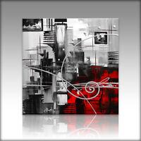 VnArtist / 50cm x 50cm LEINWAND KUNSTDRUCK Bilder MODERN ABSTRAKT 217