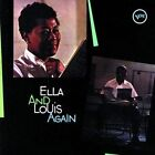 Ella and Louis Again [200 Gram Vinyl] by Ella Fitzgerald/Louis Armstrong (Vinyl, Jun-2012, Analogue Productions)