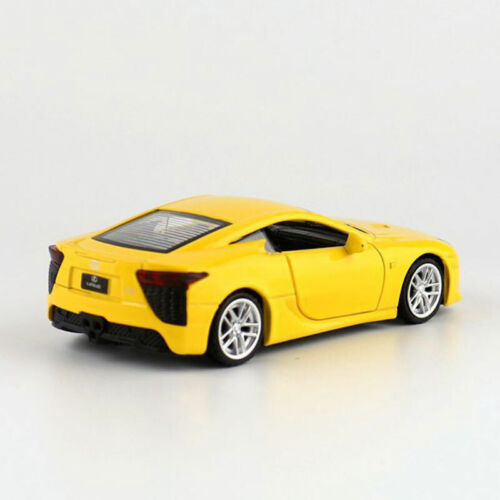 Lexus LFA Sportwagen 1//43 Metall Die Cast Modellauto Spielzeug Sammlung Kinder