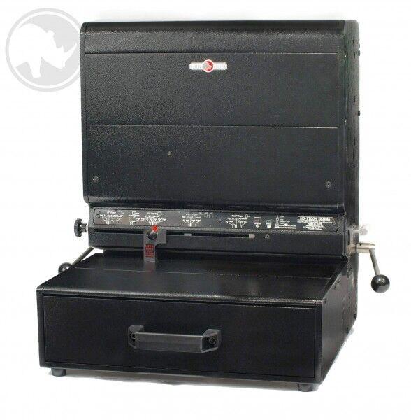 Rhin-O-Tuff HD7700H Heavy Duty Punch For Wire, Comb